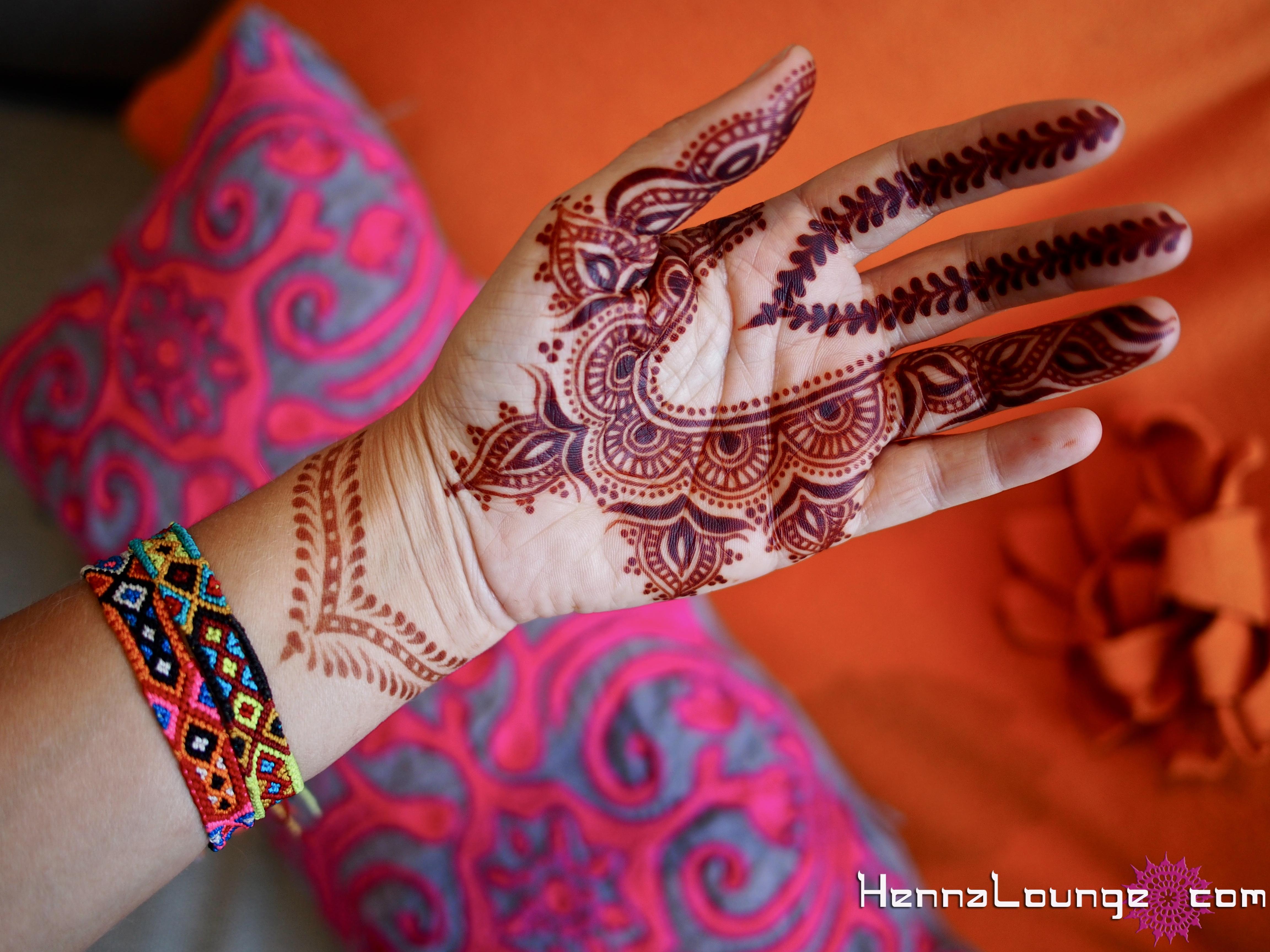 Mehndi Body Art Quality Henna : Henna lounge bay area mehndi artist extraordinaire