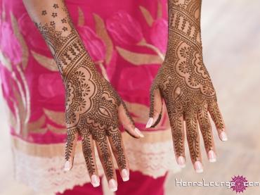 Henna by Darcy Vasudev