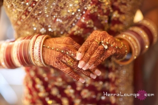 Bridal henna for an extravagant wedding. Photo by http://www.shermanchu.com