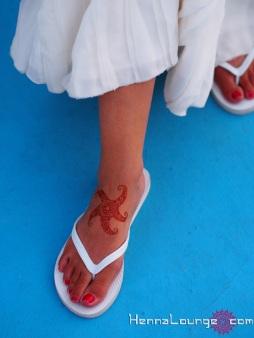 Starfish for a sea-theme wedding in Greece