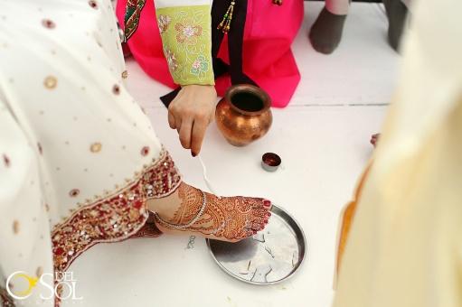 barefoot wedding rituals