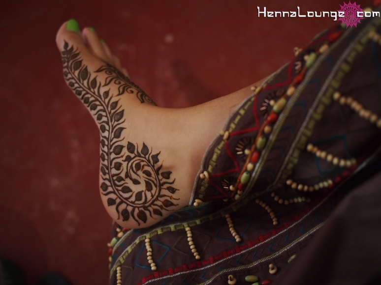 Is Sudani henna the next big trend?
